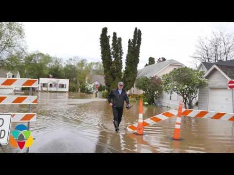 Flooding in Kelowna