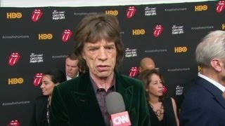Mick Jagger celebrates his 70th birthday
