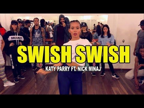 Katy Perry - Swish Swish  ft. Nicki Minaj | Choreography By Cleiton Oliveira