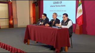 Informe diario sobre coronavirus COVID-19 | Viernes 28 de febrero 2020