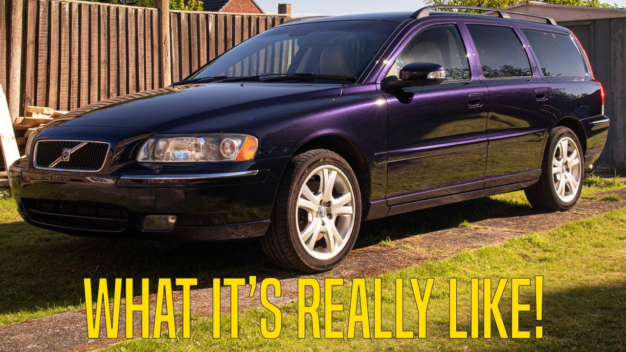 Is It Worth Buying An Old Volvo V70? - Honest Owner's Review