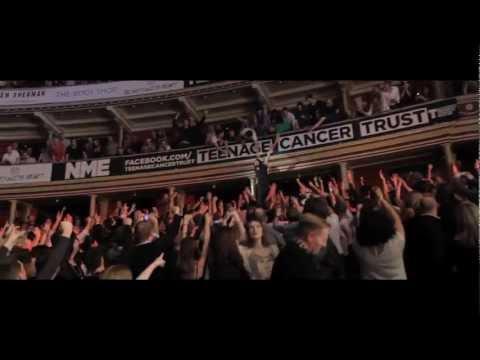 Kasabian: Teenage Cancer Trust @ Royal Albert Hall