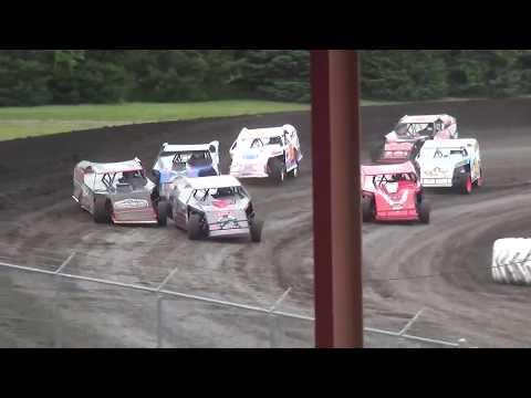 IMCA Modified Heat 2 Benton County Speedway 6/9/19