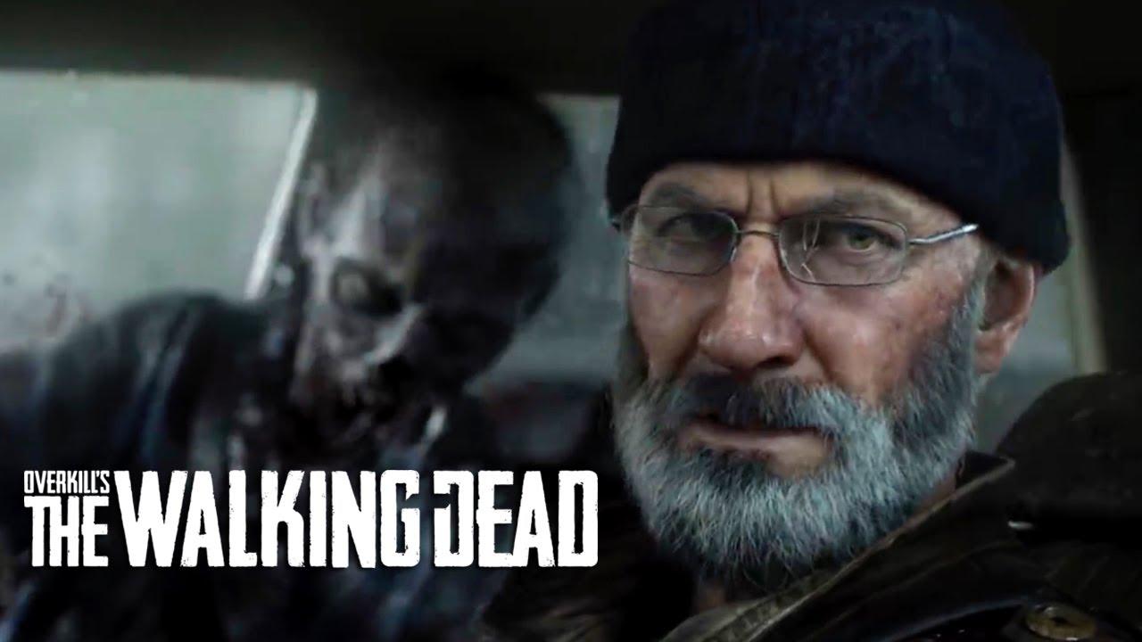 Walking Dead Trailer