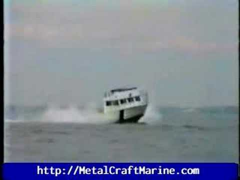 MetalCraft Marine Kingston 32 Med-Evac Patrol