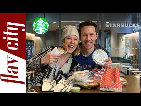 The HEALTHIEST Food Items To Order At Starbucks Food Review