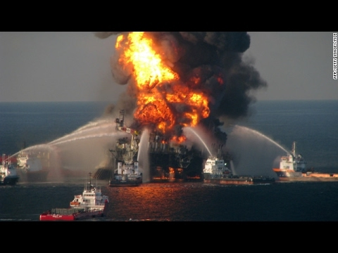 The Biggest American Oil Spill in History | Gulf of Mexico Oil Spill | BHP Billiton Oil Spill