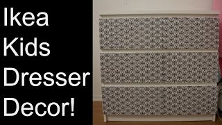 Ikea Dresser Transformation!!