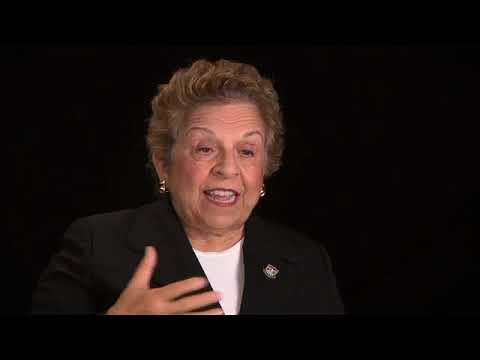 Donna Shalala - Women's Forum Oral History