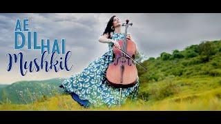 Ae Dil Hai Mushkil | Cover Song | Arijit Singh | Instrumental |