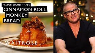 Heston's Cinnamon Roll Monkey Bread | Waitrose