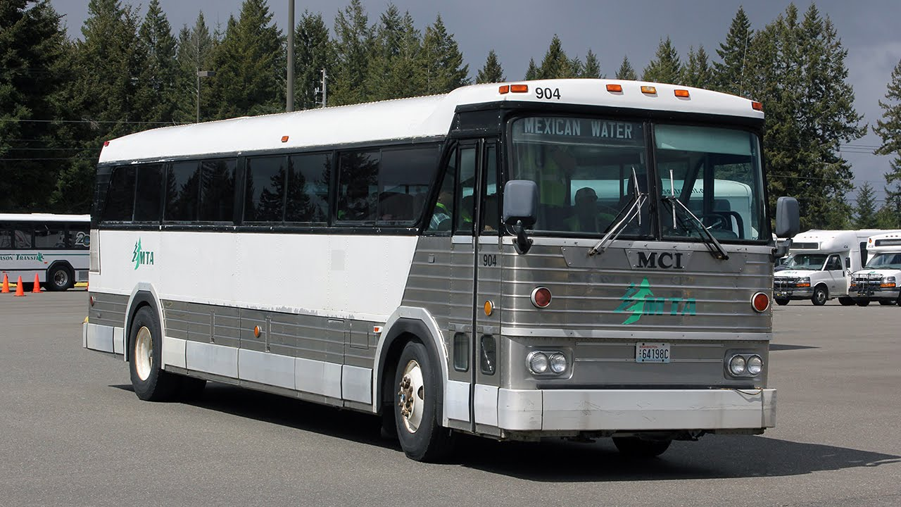 1977 Motor Coach Industries Mc 5c Motor Bus Society