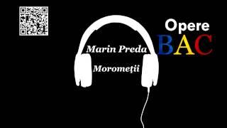 Marin Preda - Morometii | Roman Post-belic