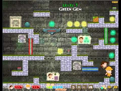 inca adventure game walkthrough level 3 youtube