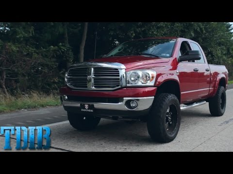 Cummins Diesel Dodge Review!- How Different is Diesel?
