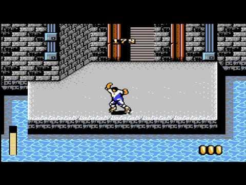 """DJ Boy Dendy, NES прохождение игры, """"Roller Games"""" [039]"""