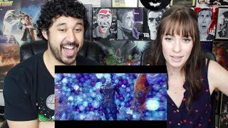 VALERIAN AND THE CITY OF A THOUSAND PLANETS | FINAL TRAILER REACTION & REVIEW!