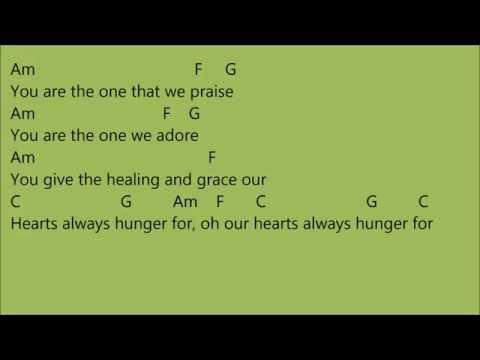 Wonderful Merciful Savior Chords/music - Tom Randa