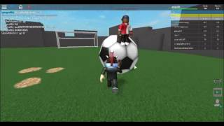 I SCORED 6 BUTS!!! (Roblox)