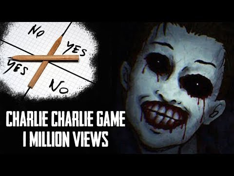 [NEW HINDI] The Game Of Charlie Charlie In Hindi | Creepypasta | Urban Legend