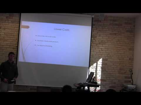 Johnny Kreuser - Business Writing and Communication Speech #1
