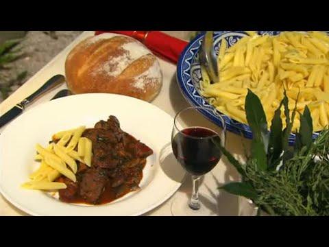 Wild Boar Stew - Rick Stein - BBC