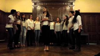 Come Talk to Me (A Cappella) - Trinity College Quirks