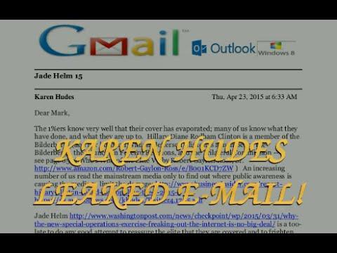 JADE HELM 15 - KAREN HUDES (World Bank) E-MAIL