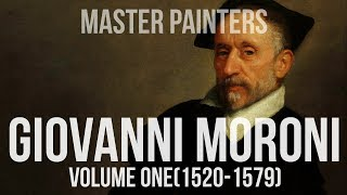 Giovanni Battista Moroni (1520-1579) A collection of paintings 4K