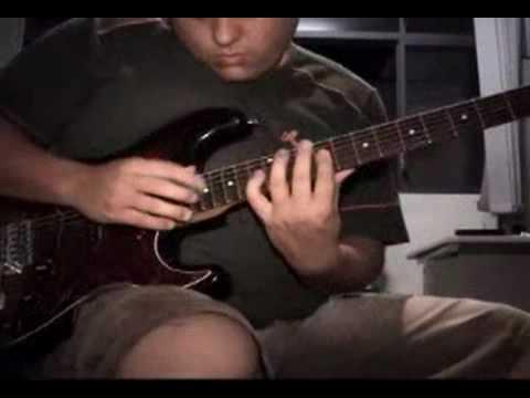 Insanely Amazing Guitar Solo