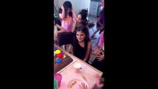 Lauren Loloi 8th birthday