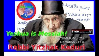 THE RABBI WHO FOUND MESSIAH!