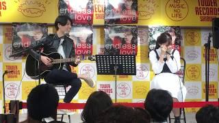 2017年10月8日(日) 『TOWER RECORDS 渋谷店』 で行われた!!重盛さと...