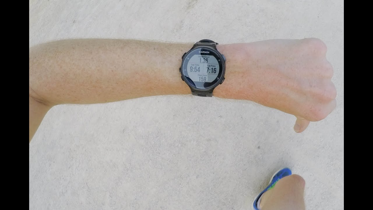 Garmin Forerunner 735xt In Depth Review Dc Rainmaker