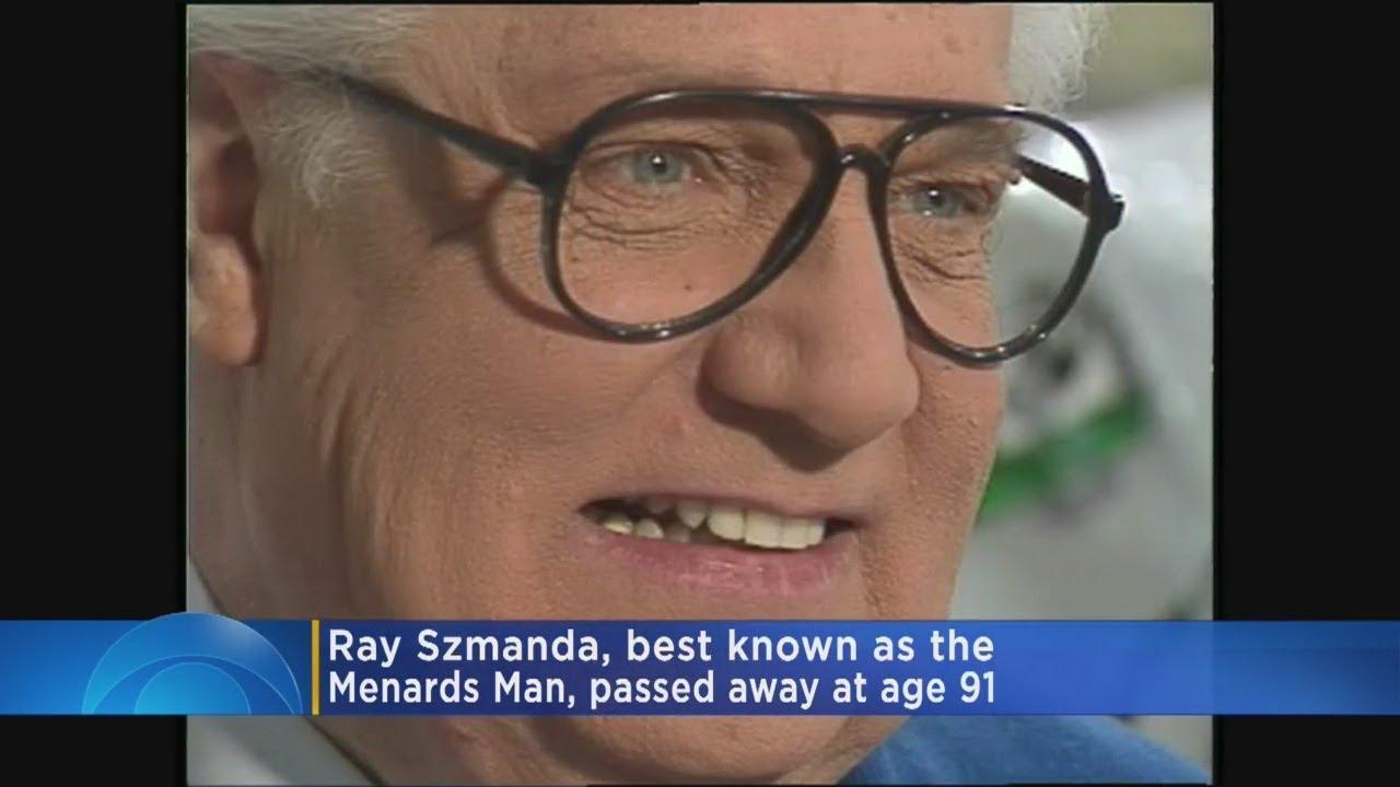 Menards Spokesperson Dead at Age 91