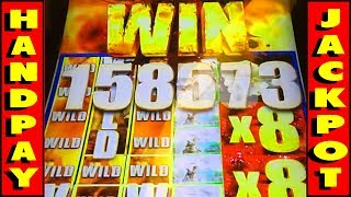 ★ MASSIVE JACKPOT ★ AS IT HAPPENS! ★ UNBELIEVABLE HANDPAY!!!