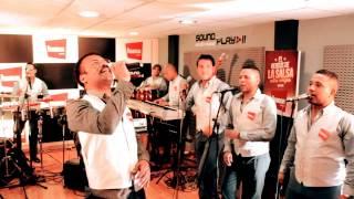 No veo la hora - Hey Hey Camagüey (En vivo para Radio Panamericana)