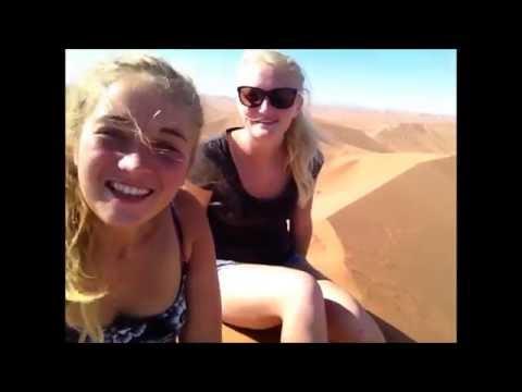 Namibia travels