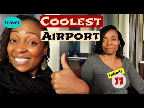 Coolest Airport in Japan   Sapporo New Chitose Airport   Day 10 Last Day Vlog