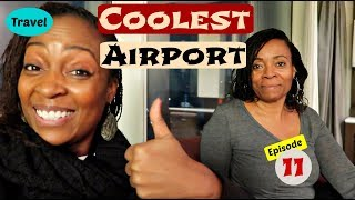 Coolest Airport in Japan | Sapporo New Chitose Airport | Day 10 Last Day Vlog