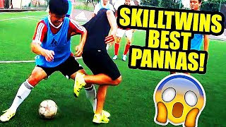 Video The BEST Street Football/Futsal/Freestyle & Panna Skills EVER!! by SkillTwins download MP3, 3GP, MP4, WEBM, AVI, FLV Maret 2017