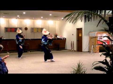 佐渡の民謡(男踊り)