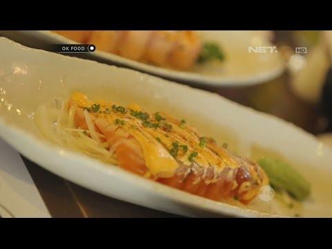 Menikmati Makanan Jepang di 3 Wise Monkeys