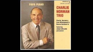Charlie Norman Trio - Stella By Starlight