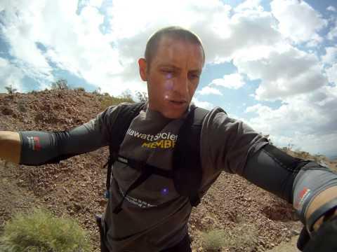 Bootleg Canyon Crash - Mountain Biking