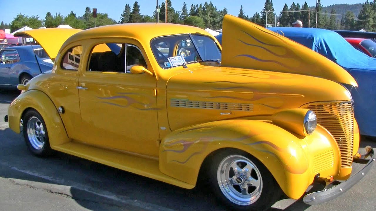 Hot August Nights Classic Car Show And Shine In Lake Tahoe - South lake tahoe classic car show