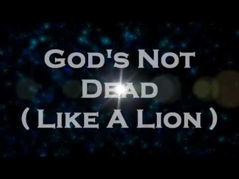 God&39;s Not Dead - Newsboys     LyricalHub