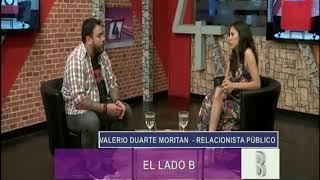 VALERIO DUARTE MORITAN   RELACIONISTA PUBLICO   EL LADO B