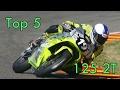 Top 5 Sport 125 2T/Strokes