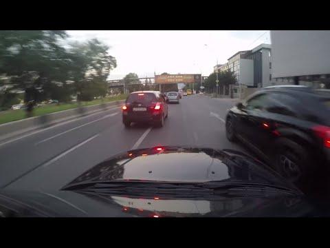 BMW E34 M5 DRIFT! ELVIN 023 Ilegal Street Racing in Georgia!!!